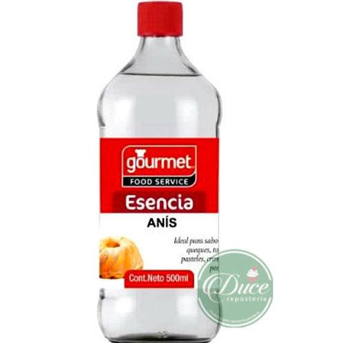 Esencia Anís 500 ml. Gourmet