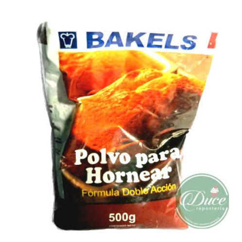 Polvo Horneo Bakels, 500 Grs.
