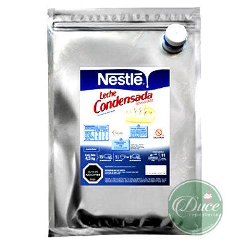 Leche Condensada Nestlé, Bolsa 4x4,5 Kg
