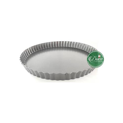 Molde tartaleta rizada 24 cm diámetro