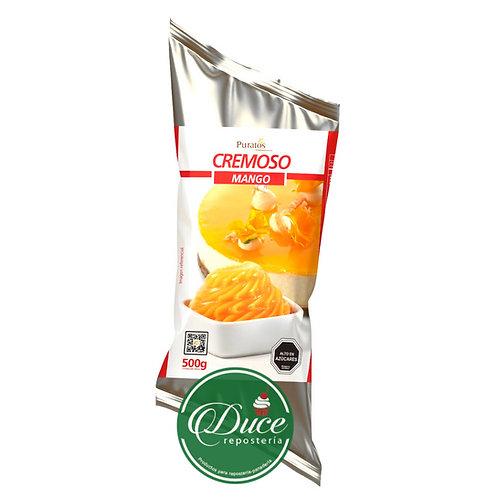 Cremoso de Mango  Puratos 500gr