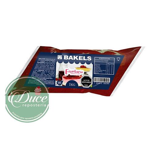 Relleno Frutal Frambuesa 1Kg Bakels