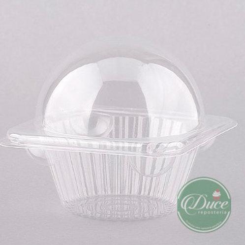 Envase Plástico 1 Muffin Cod.69