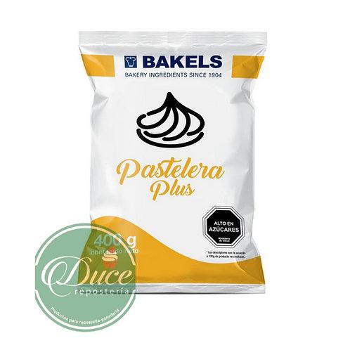 Base Crema Pastelera Plus Bakels, 400 Grs.
