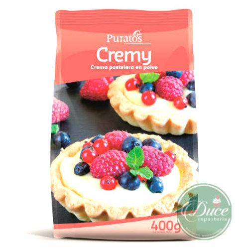 Base Crema Pastelera Cremy Puratos, 400 Grs.