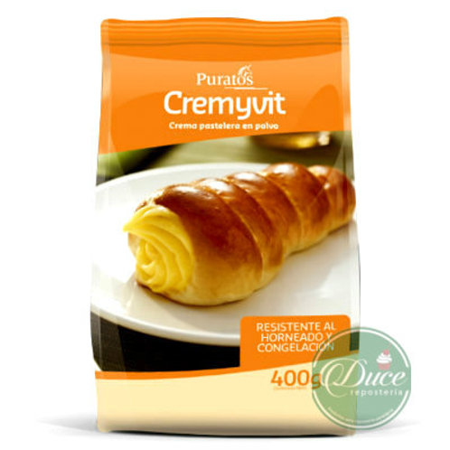 Base Crema Pastelera Cremyvit Puratos, 400 grs.