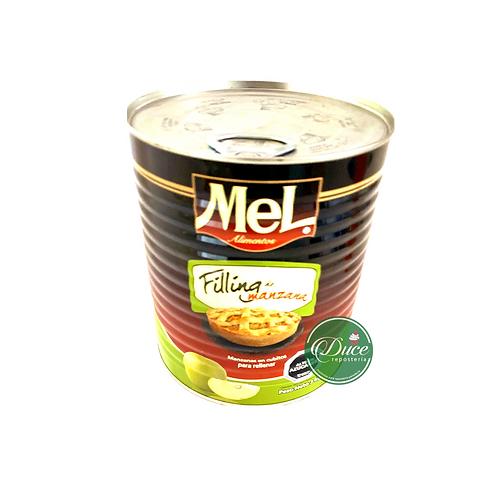 Filling de Manzana 3 kg Mel