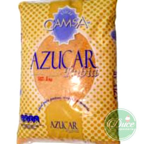 Azúcar Rubia Camsa, 10X1 Kg.