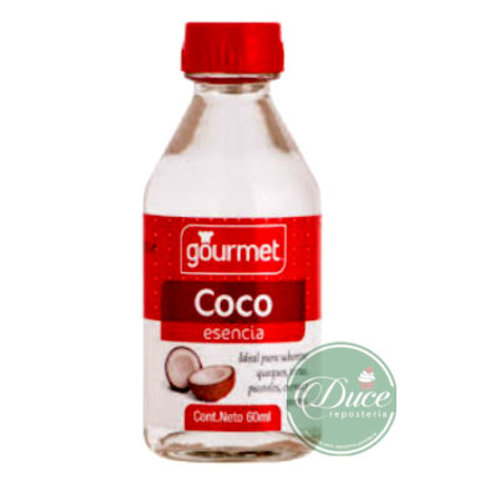Esencia Coco 60 ml Gourmet