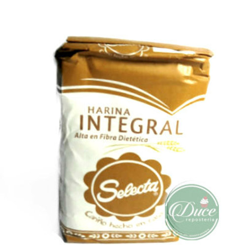 Harina Integral Selecta 1 Kg