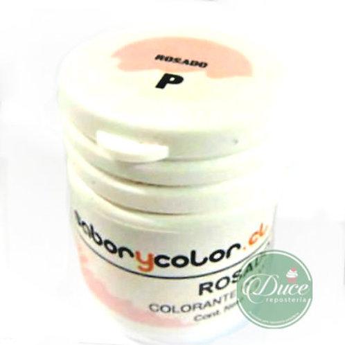 Colorante Polvo Rosado Sabor y Color,15 grs.