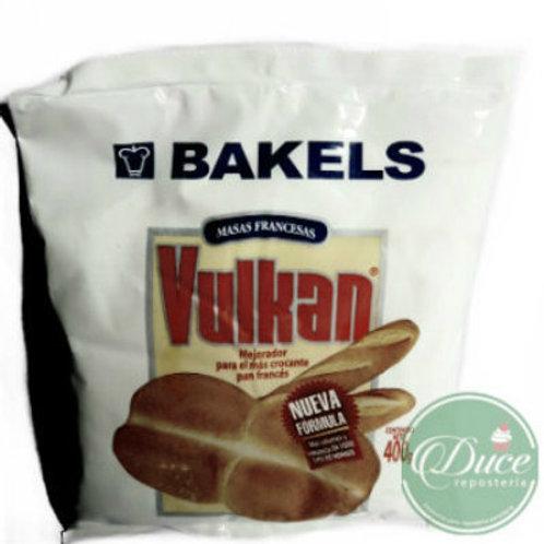 Mejorador Bakels Vulkan Masas Francesas, 400 Grs.