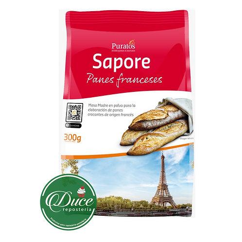 SAPORE PAN FRANCES 24X300GR PURATOS