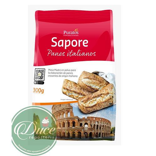 SAPORE PAN ITALIANO 24X300GR PURATOS