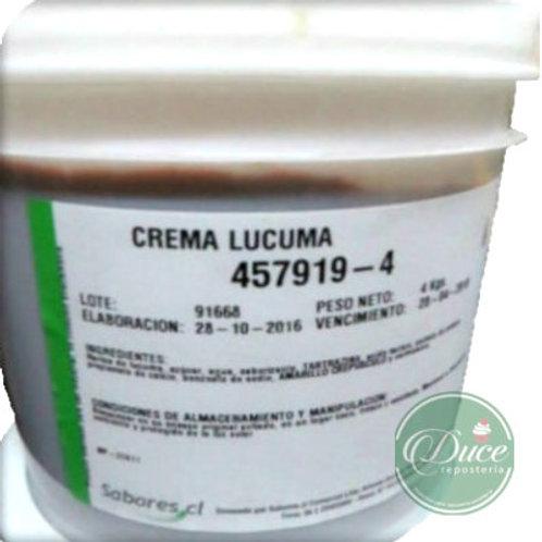 Lúcuma Pasta Cramer 1 kg