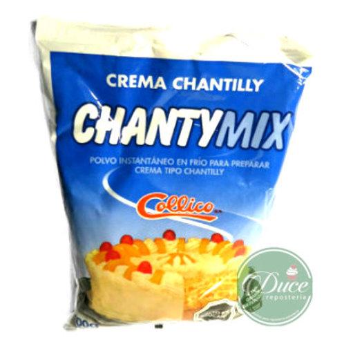 Base Crema Chantilly Chantymix Collico, 400 Grs.
