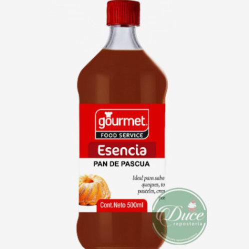 Esencia Pan de Pascua 500 ml. Gourmet