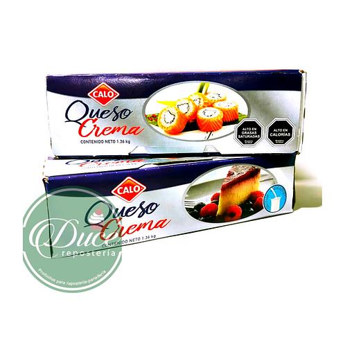 Queso Crema Calo 2x1,36 Kg