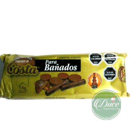Cobertura Costa Premium Baño, 1 Kg.