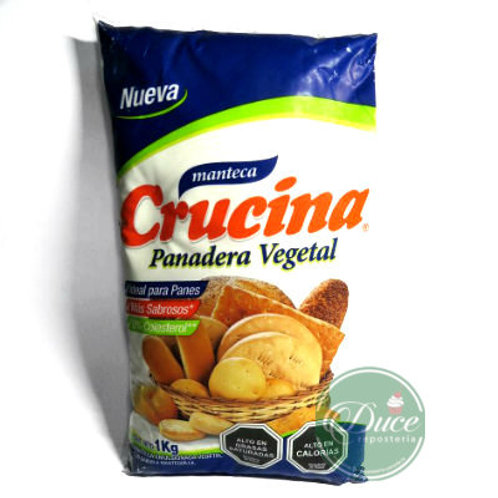 Manteca Vegetal Panadera Watts, 1 Kg.