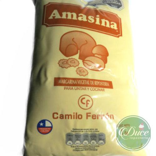 Margarina Amasina Camilo Ferrón, 1 Kg.