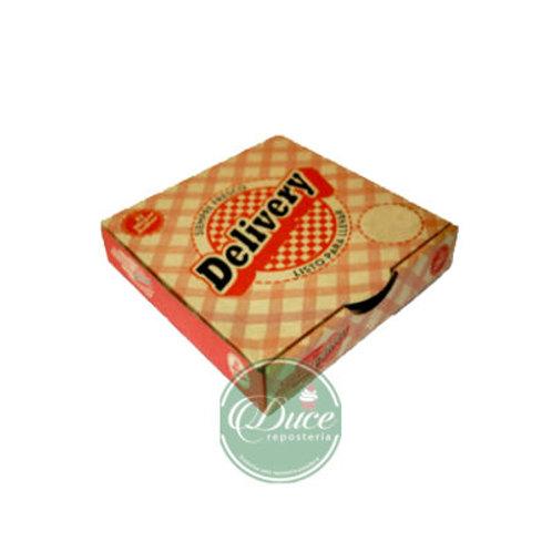 Caja Pizza Chica