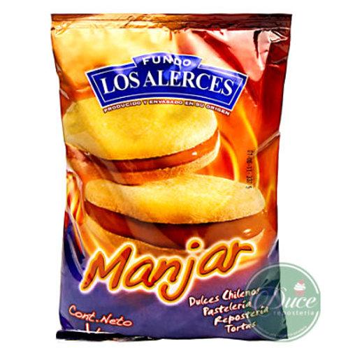 Manjar Los Alerces, 1 Kg.