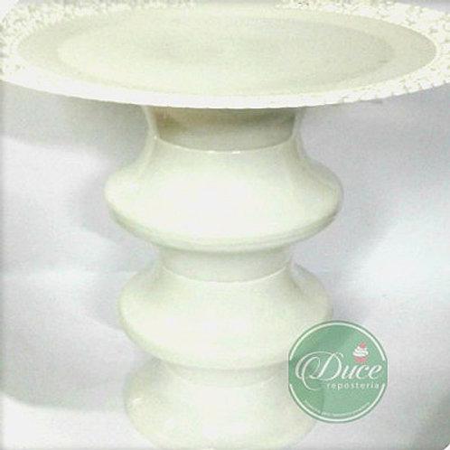 Posa Torta 3 Pisos Blanco