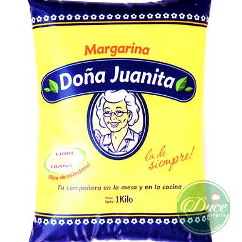 Margarina Doña Juanita, 1 Kg.