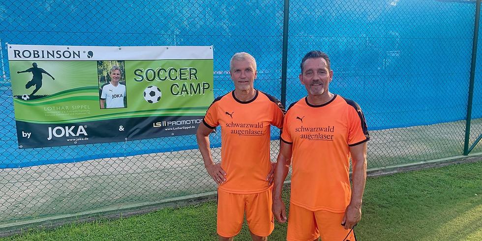 33. Soccer Camp by Lothar Sippel im Robinson Club Camyuva / Türkei