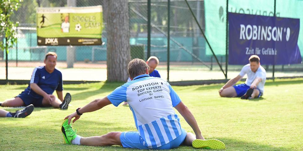 31. Soccer Camp by Lothar Sippel im Robinson Club Camyuva / Türkei