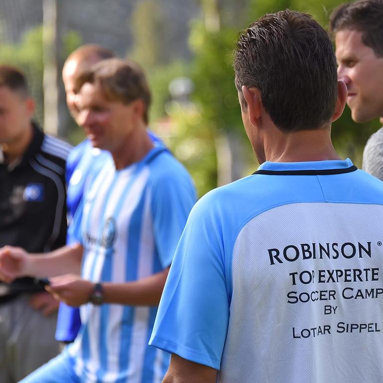 35. Soccer Camp by Lothar Sippel im Robinson Club Camyuva / Türkei