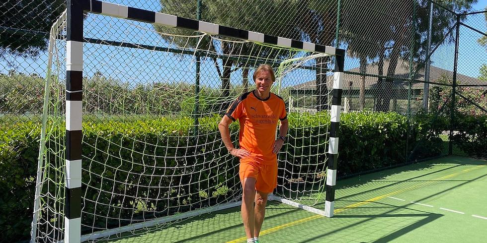 Fußballtennis by Lothar Sippel im Robinson Club Nobilis / Türkei für Erwachsene & Jugendliche