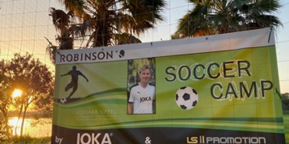 3. High Society Week Soccer Camp by Lothar Sippel im Robinson Club Nobilis / Türkei