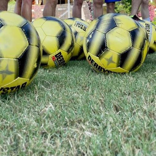 37. Soccer Camp by Lothar Sippel im Robinson Club Camyuva / Türkei