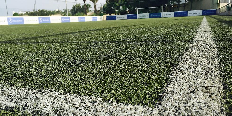 29. Soccer Camp by Lothar Sippel im Robinson Club Agadir / Marokko