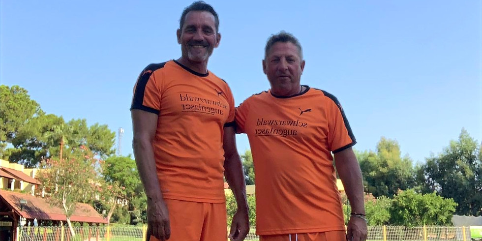34. Soccer Camp by Lothar Sippel im Robinson Club Camyuva / Türkei