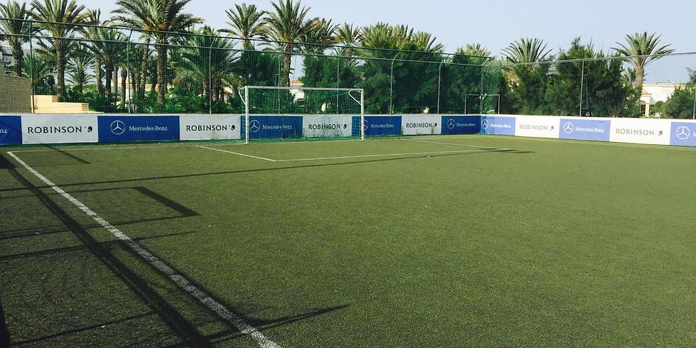 30. Soccer Camp by Lothar Sippel im Robinson Club Agadir / Marokko