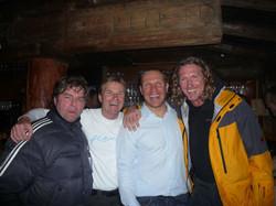 Uwe Fellensiek, Hermann Maier, Michael Schulz