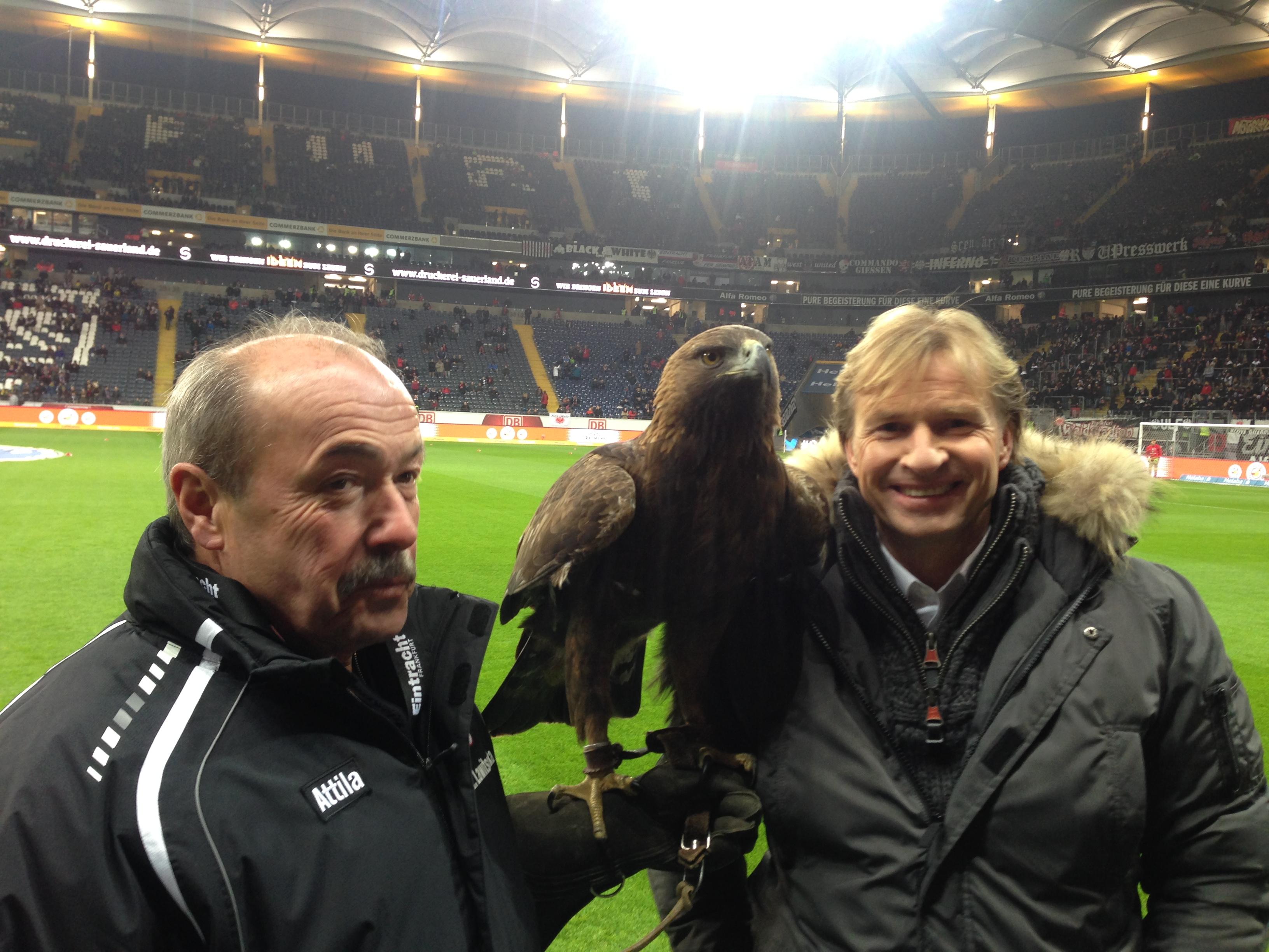 Norbert Lawitschka & Eintracht Adler Attila
