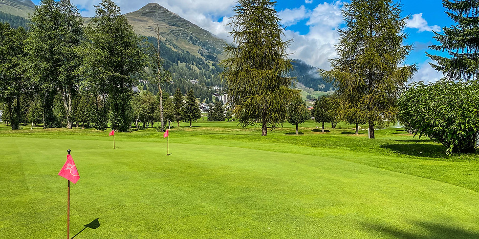 16. GOFUS Suisse Charity Golf Cup 2021 in Davos
