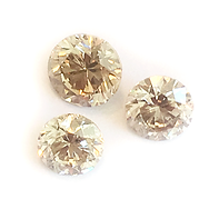 champagnefarve diamaner, TW diamanter, W diamanter, diamanter, rådiamanter, rå diamanter, brune diamanter, lys champagne, dyb cognac, rosensleben, oktaeder, cubes, ubehandlede, ægte, ædelsten, specialslib, cabusion, cabochoner, rosecut, antikslib
