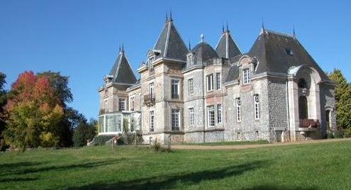 Château Ligoure formation spiritualité
