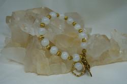 Bracelet bi-colore