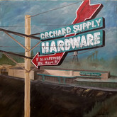 Orchard Supply Hardware Sign