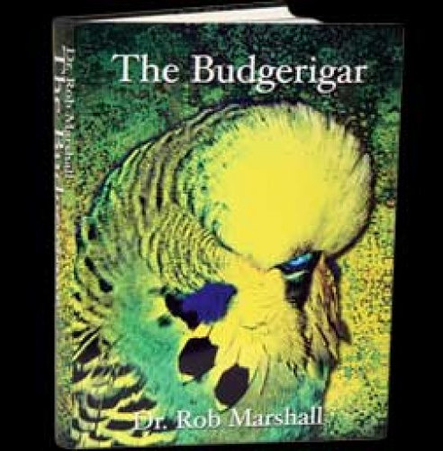 The Budgerigar Book - OUT OF PRINT