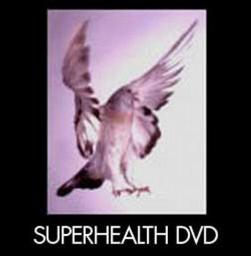 Superhealth in Racing Pigeons DVD