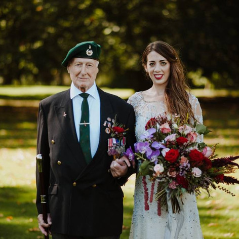 Rememberance Day Styled Shoot   Kent
