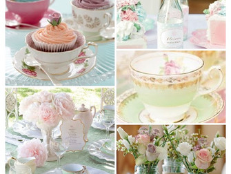 The inspiration behind the 'Vintage Teaspoon' package