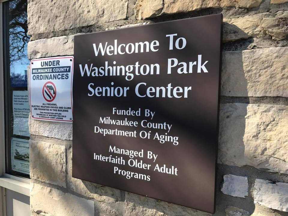 Washington Park Senior Center